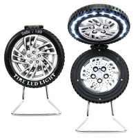 Rechargeable USB LED lights  Tire