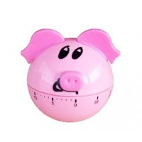 Kitchen Timer  Pig