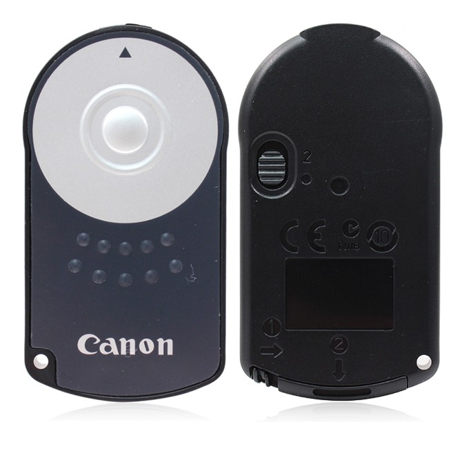 Canon fjärrkontroll