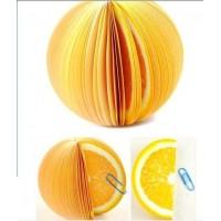 Sitruunannäköiset muistilaput
