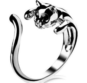 Cat ring - Kissasormus
