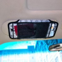 Multifunction Car organizer  Card holder