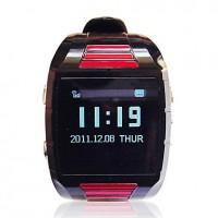Denna 3-i-1 GPS kombinerar resetelefon, armbandsklocka och GPS funktioner i en och samma enhet.