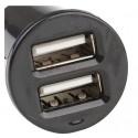 Virta-adapteri 2:lla USB portilla