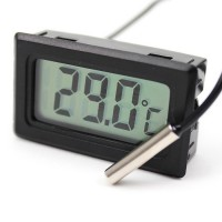 Mini LCD Digital Thermometer for Fridges Freezers