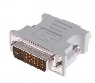 Adapteri VGA-DVI 24pin