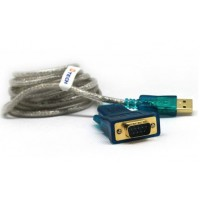 USB a RS232 Serial 9pines  DB9 Cable Adaptador PC PDA GPS