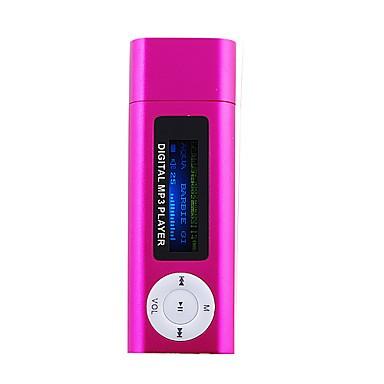 Diel Pink 4GB MP3-spelare