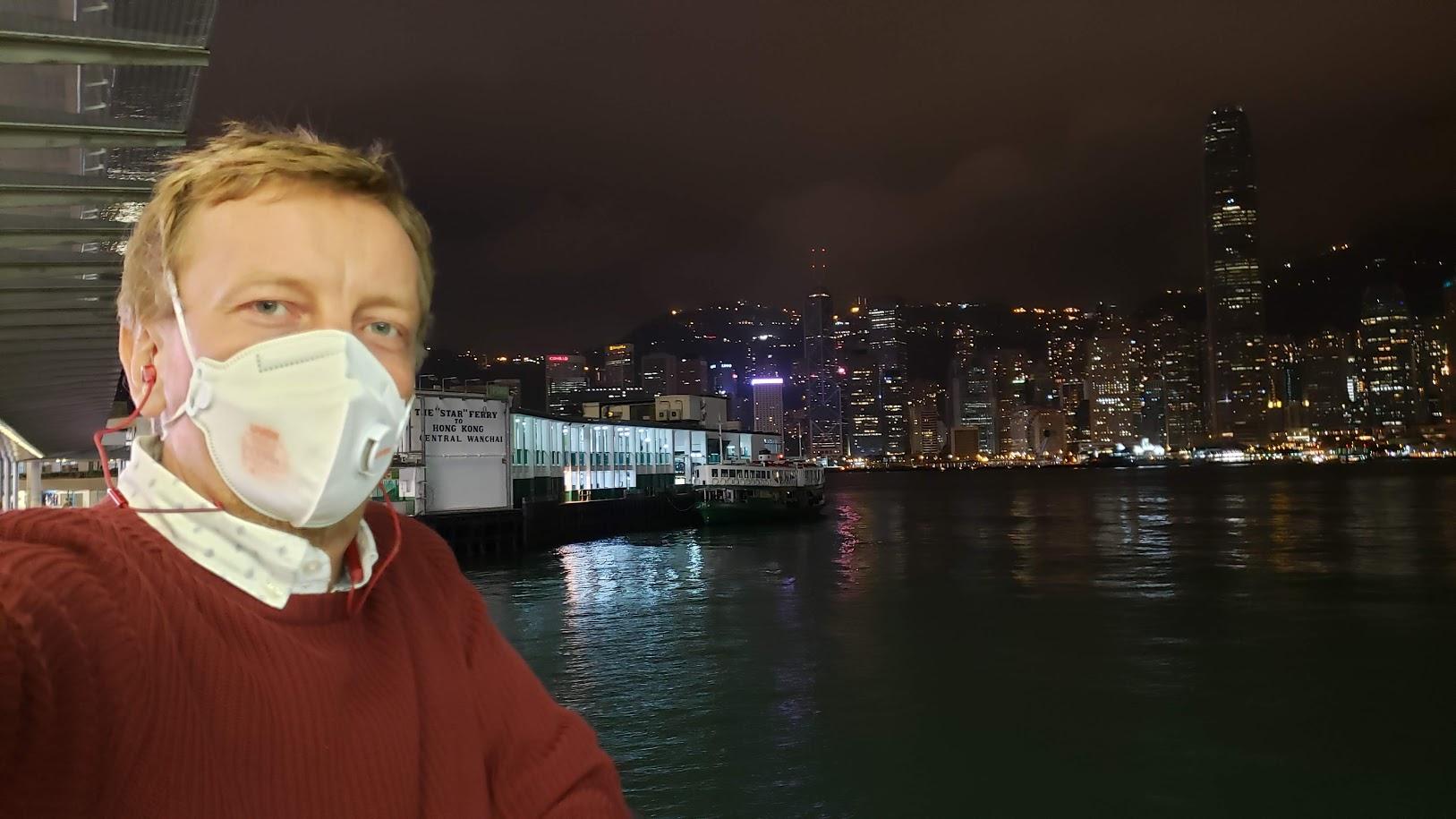 Korona Hongkong