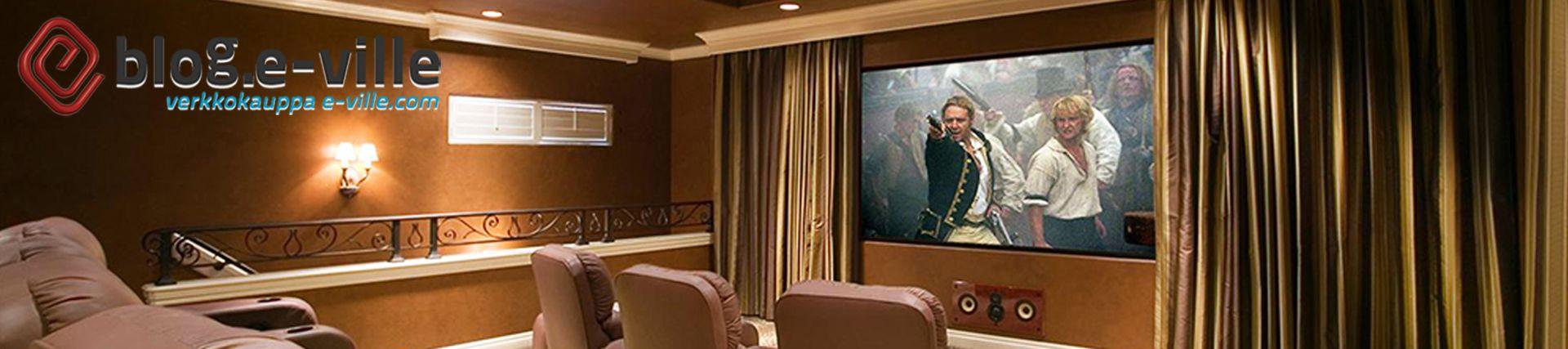 Älä katso projektoriasi seinältä - Lue blogi