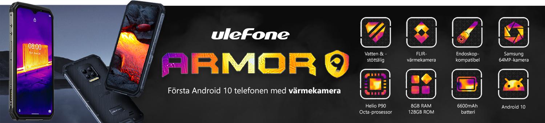 Ulefone Armor 7 IP68-luokiteltu älypuhelin