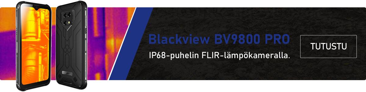 Blackview BV9800 PRO puhelin