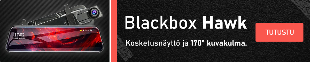 Blackbox Hawk -älytaustapeili