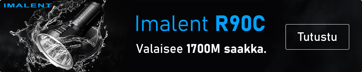 Imalent R90C -taskulamppu