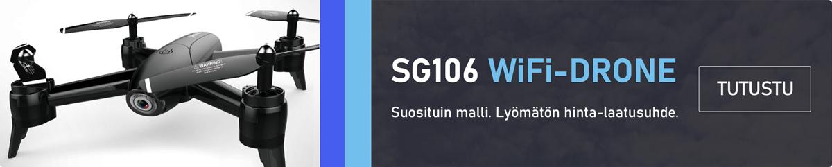Kuvausdrone SG106
