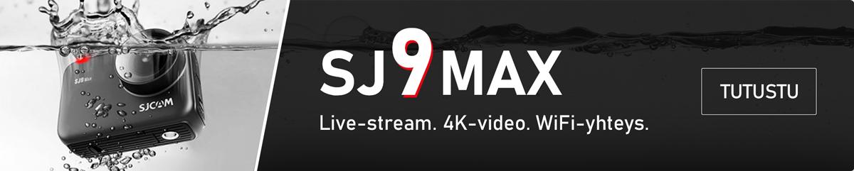 SJCAM SJ9 Max actionkamera