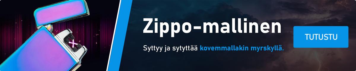 Zippo -mallinen plasmasytytin 2.0